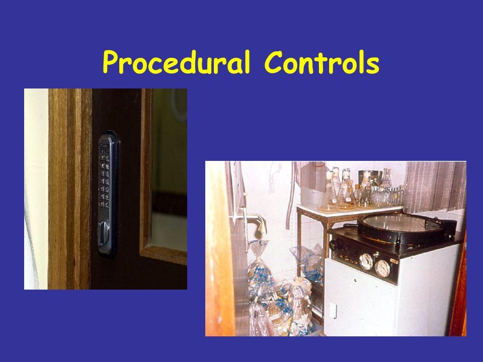 Procedural Controls