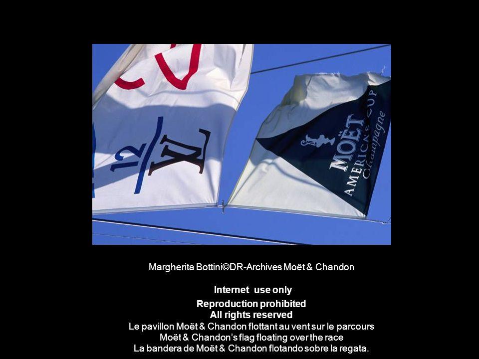 Margherita Bottini©DR-Archives Moët & Chandon Internet use only Reproduction prohibited All rights reserved Le pavillon Moët & Chandon flottant au ven