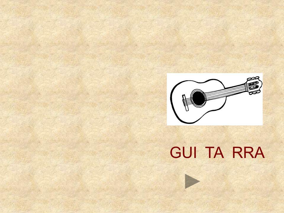 GUITA BA JA NA LA RRA