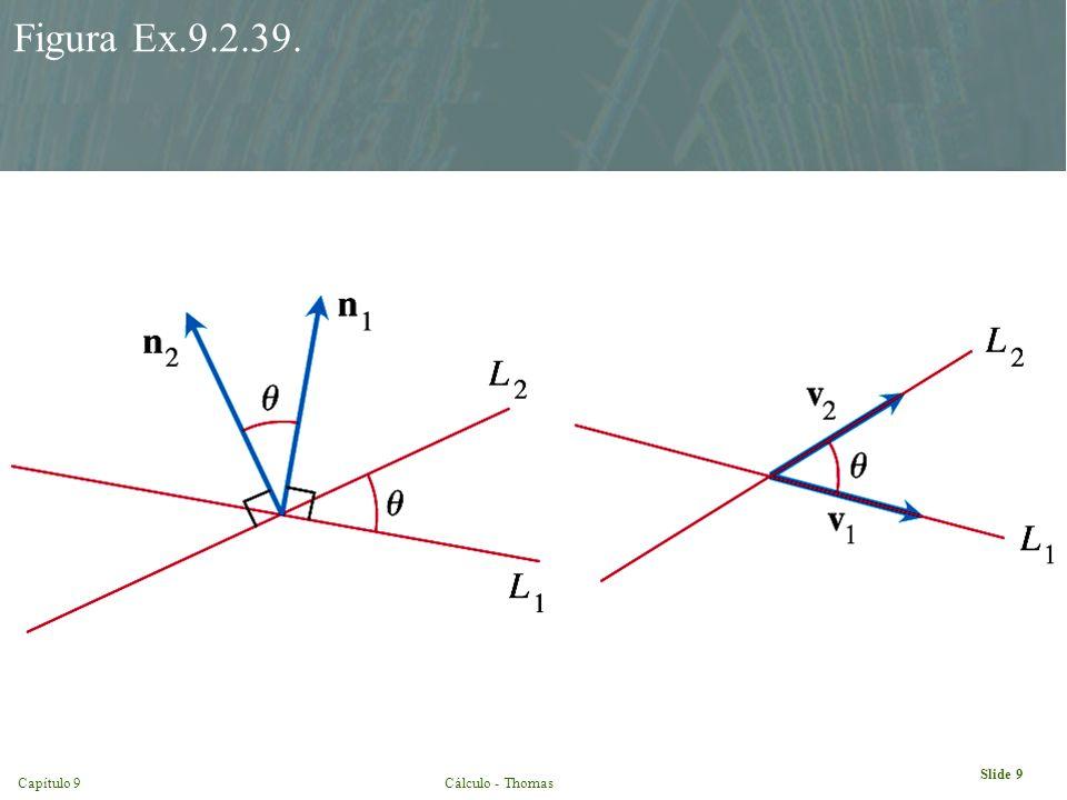 Capítulo 9Cálculo - Thomas Slide 9 Figura Ex.9.2.39.