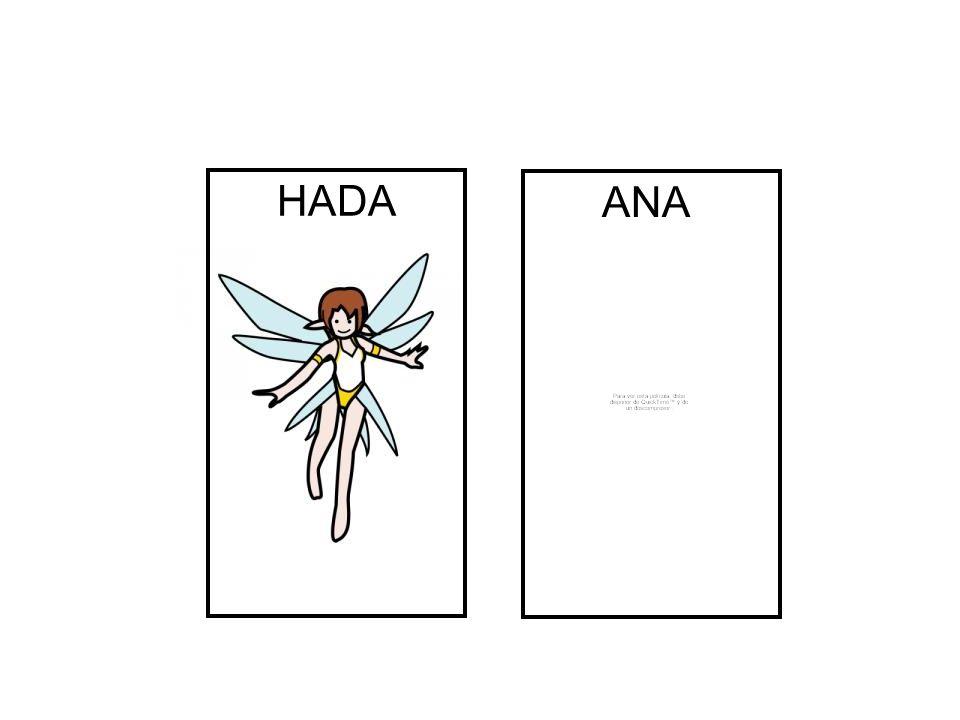 ANA HADA