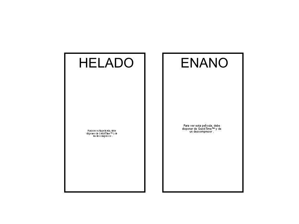ENANO HELADO