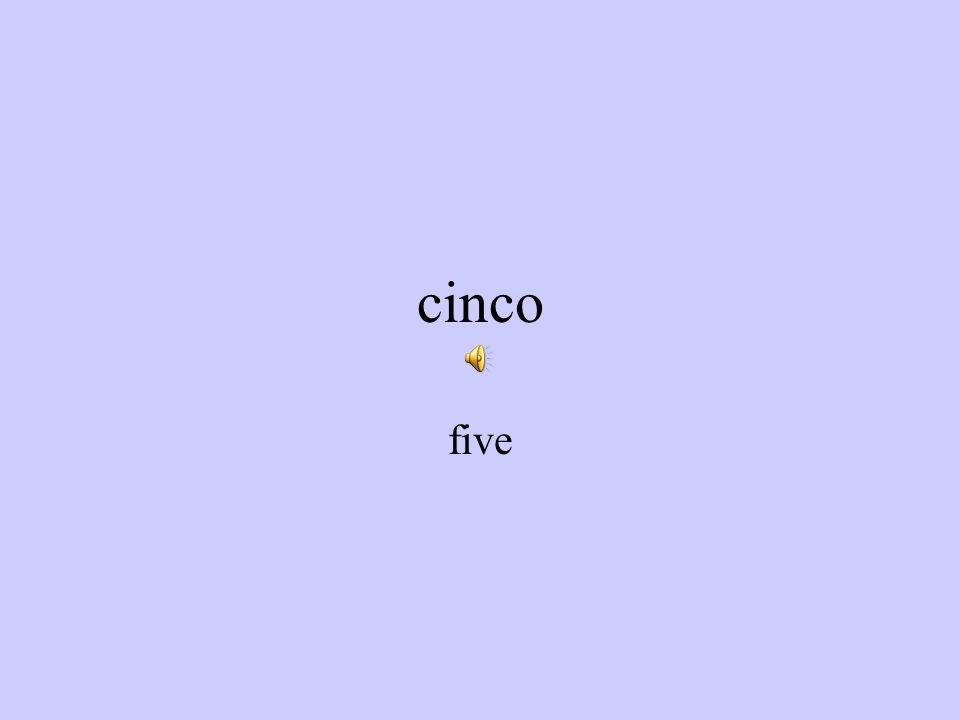 cuartro four