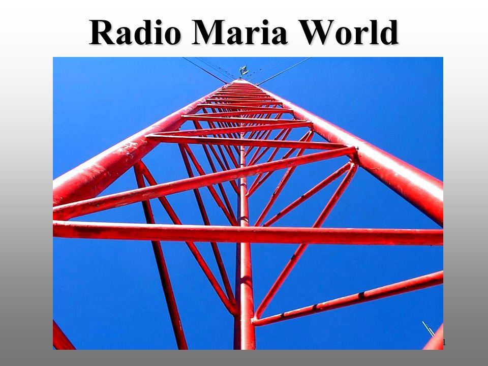 1 Radio Maria World