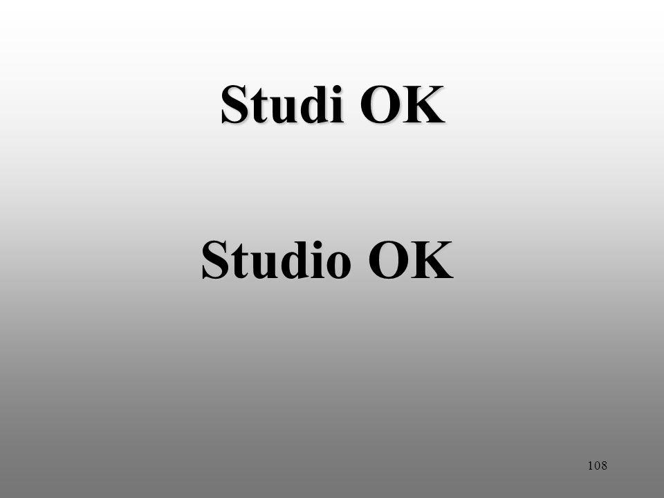 108 Studi OK Studio OK