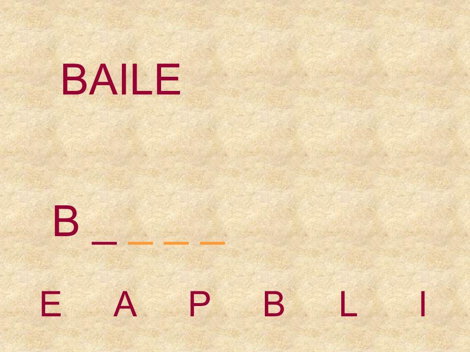 BAILE EAPBLI _ _ _ _ _