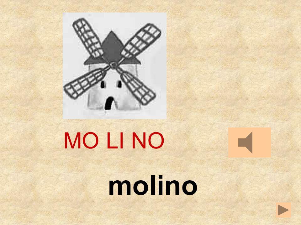NOLIMUMOLE MO LI __
