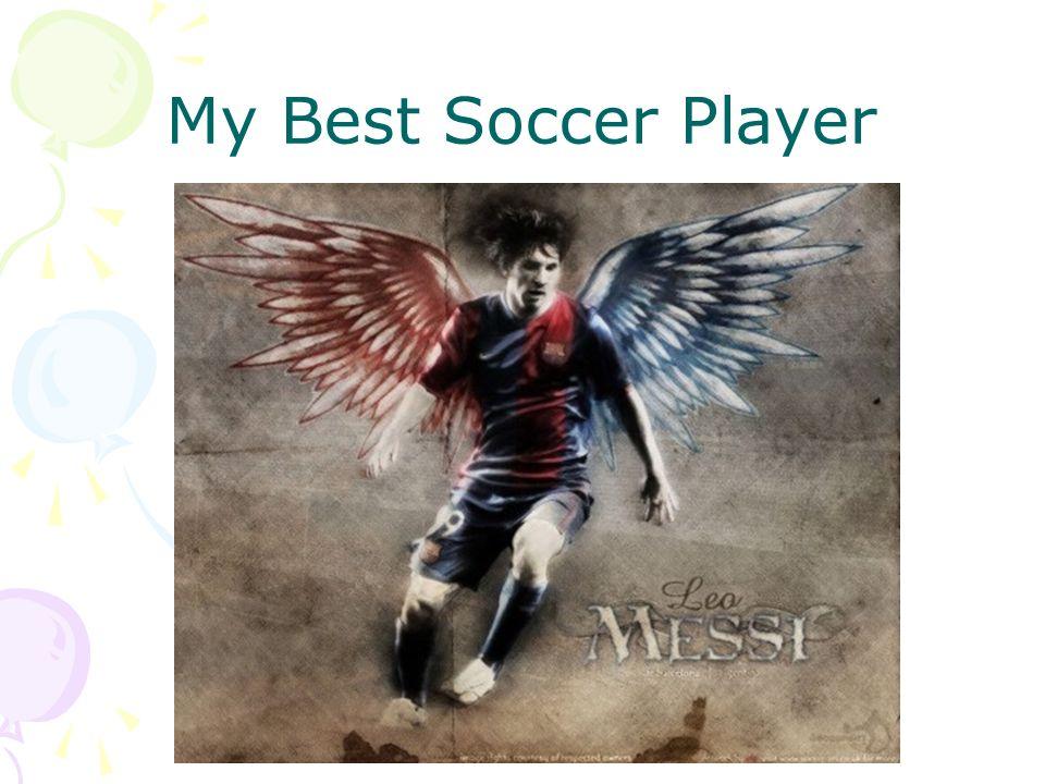 My Best Soccer Player