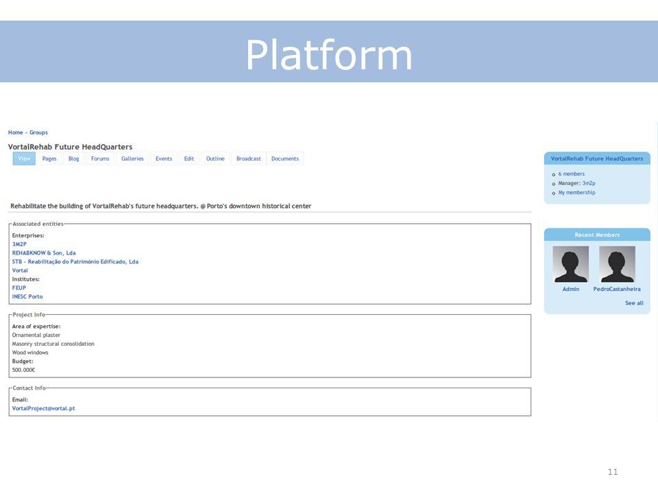 11 Platform