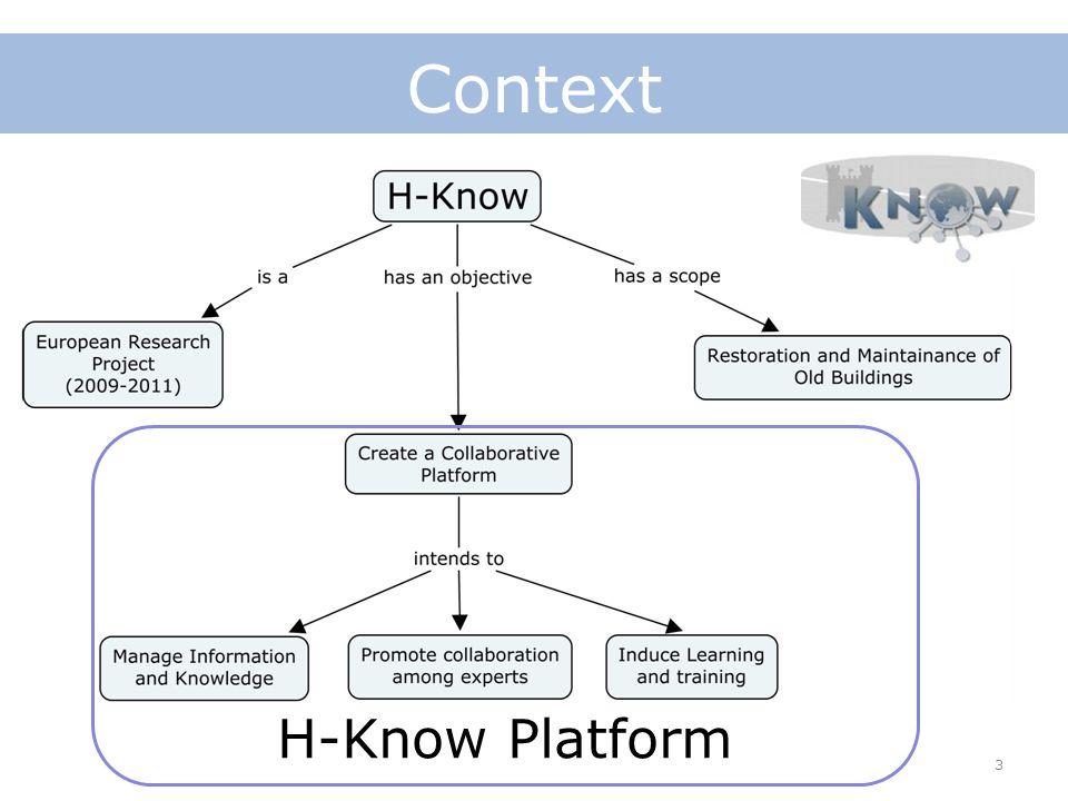 3 H-Know Platform