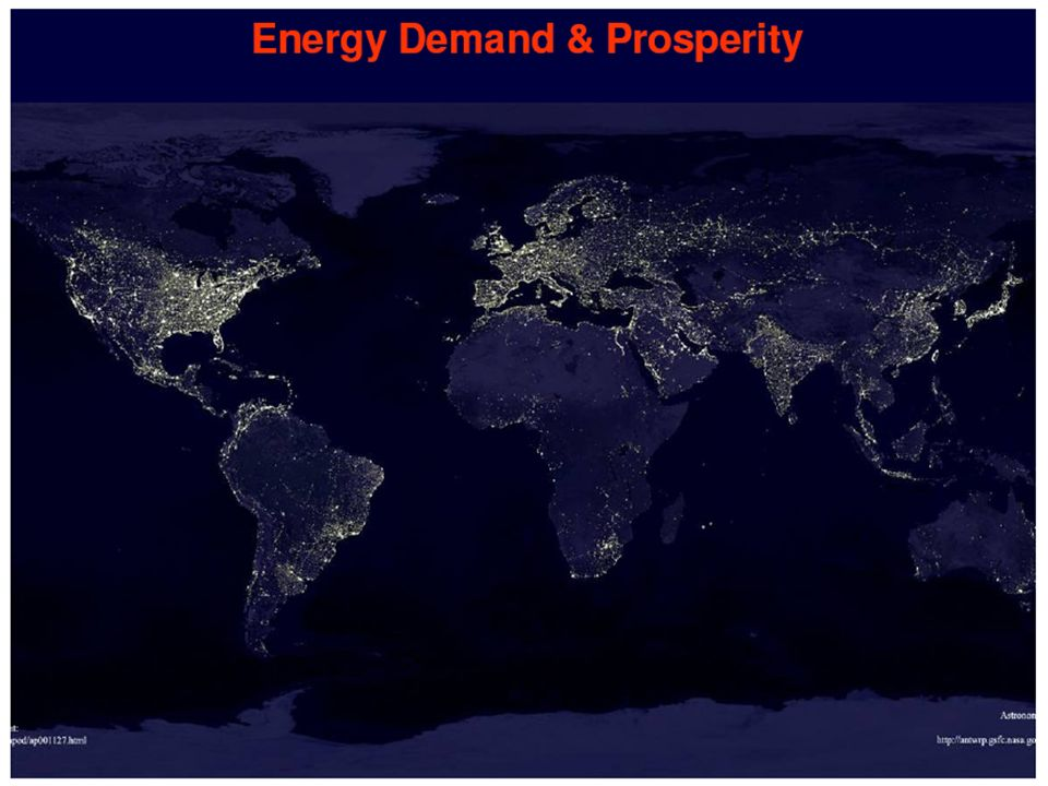 5 How can we provide the benefits of energy to the population of the globe without damaging the environment, negatively affecting social stability, or threatening the well-being of future generations.