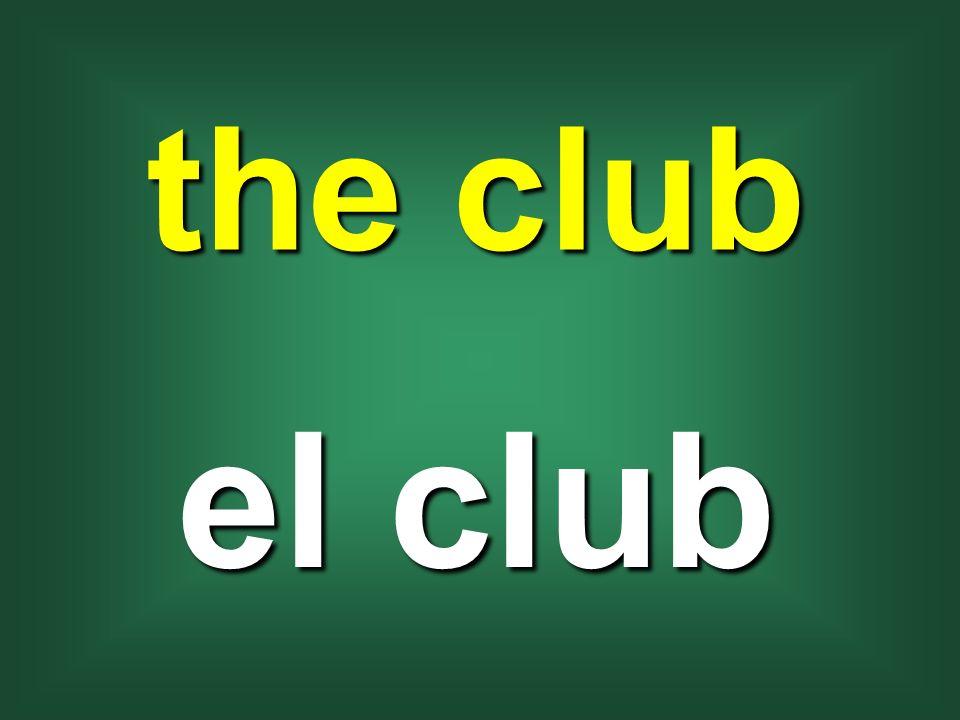 the club el club