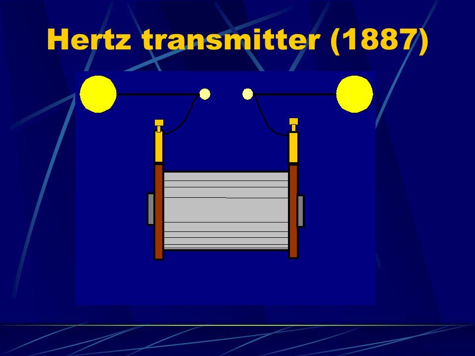 Hertz transmitter (1887)