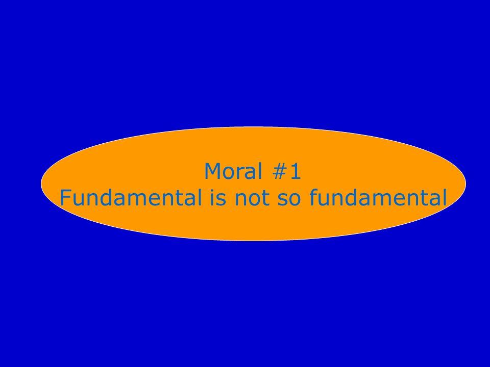 Moral #0 Supersocion Lineal de tonos puros Ocurre afuera nuestro
