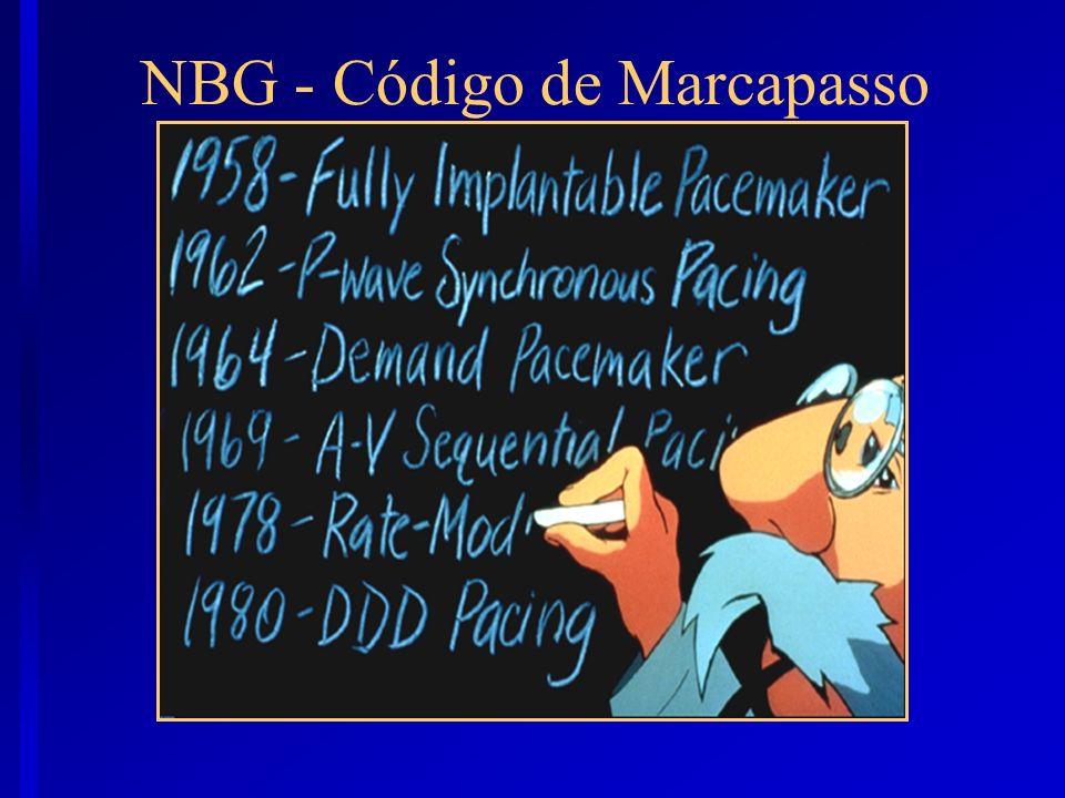 NBG - Código de Marcapasso AAIDDD