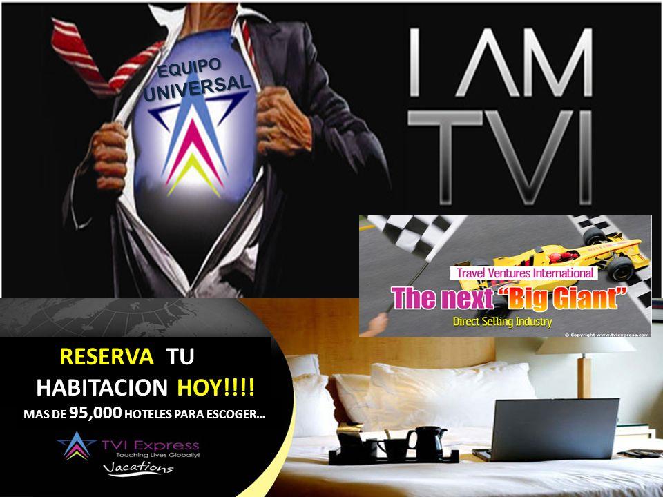UNIVERSAL EQUIPO RESERVA TU HABITACION HOY!!!! MAS DE 95,000 HOTELES PARA ESCOGER…