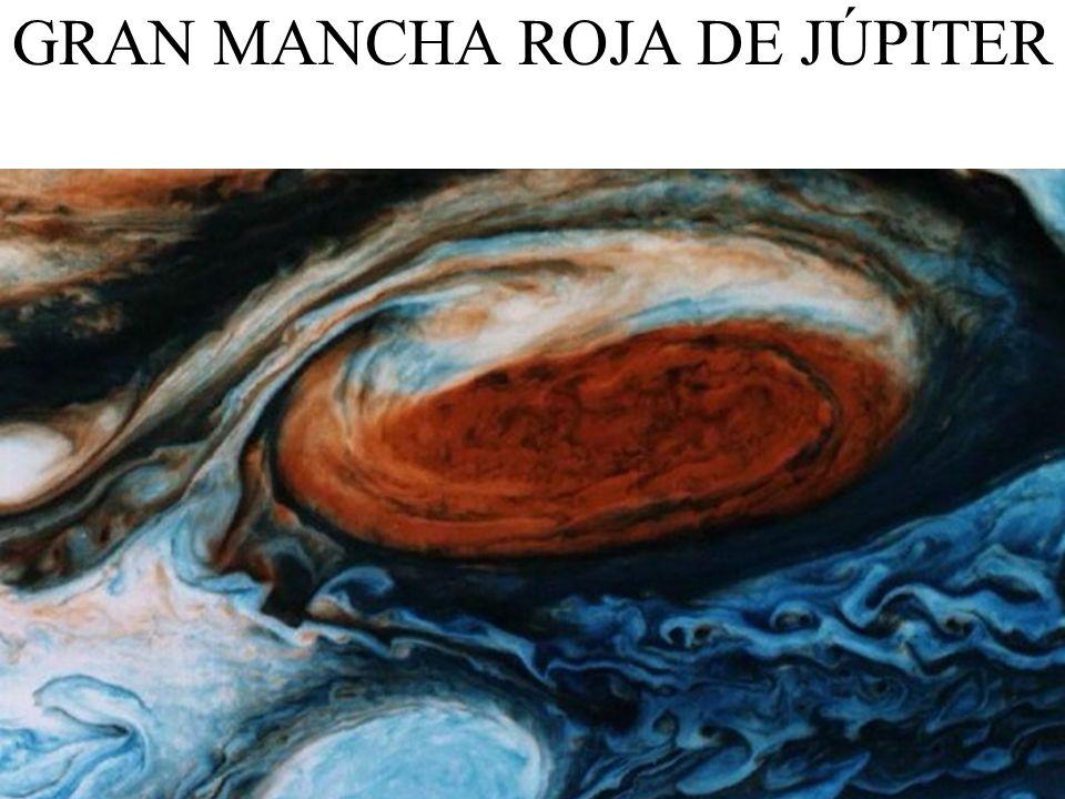 GRAN MANCHA ROJA DE JÚPITER