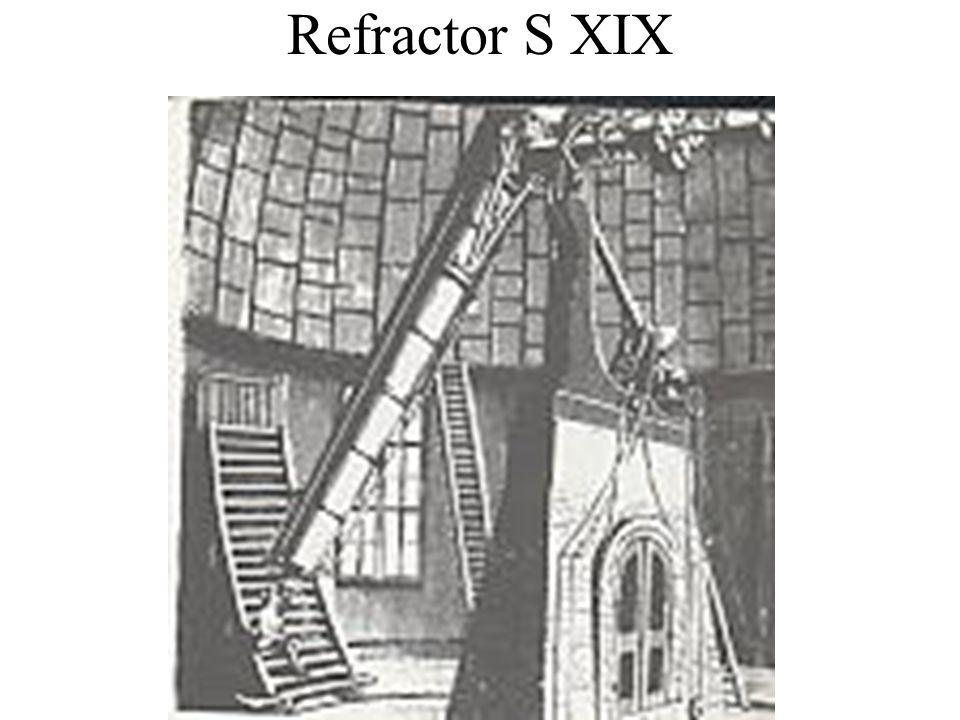 Refractor S XIX