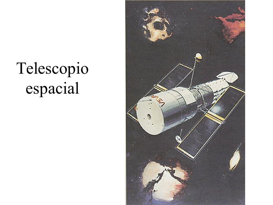 Telescopio espacial