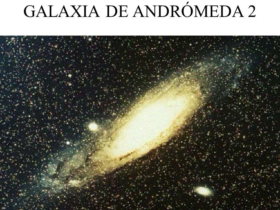 GALAXIA DE ANDRÓMEDA 2