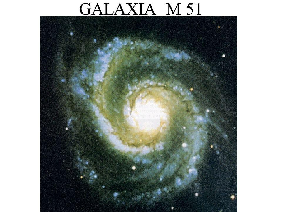 GALAXIA M 51