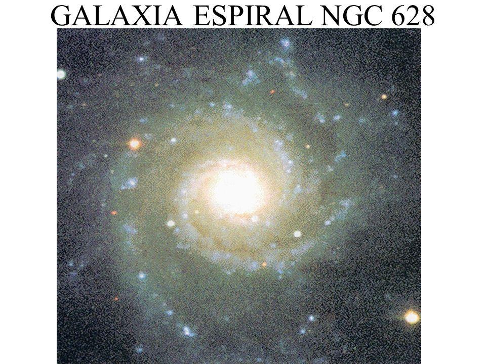 GALAXIA ESPIRAL NGC 628
