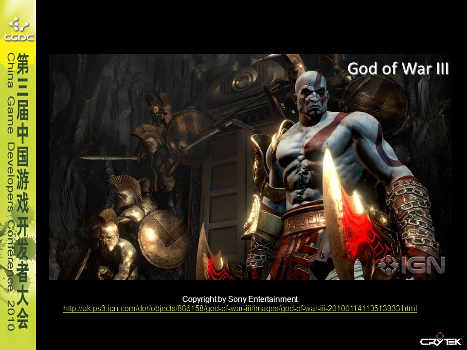 God of War III Copyright by Sony Entertainment http://uk.ps3.ign.com/dor/objects/886158/god-of-war-iii/images/god-of-war-iii-20100114113513333.html