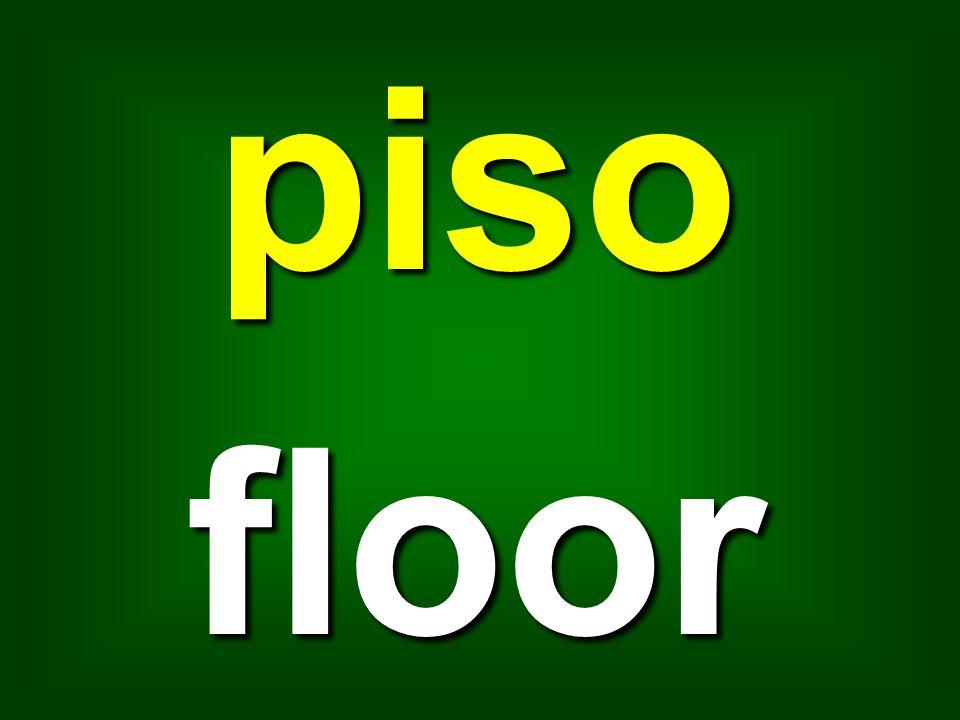 piso floor