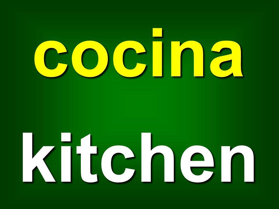 cocina kitchen