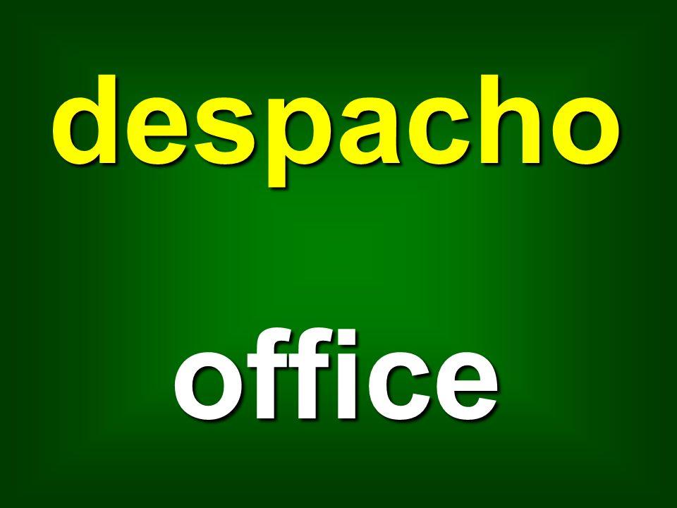 despacho office