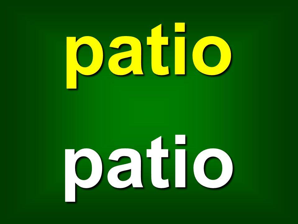 patio patio