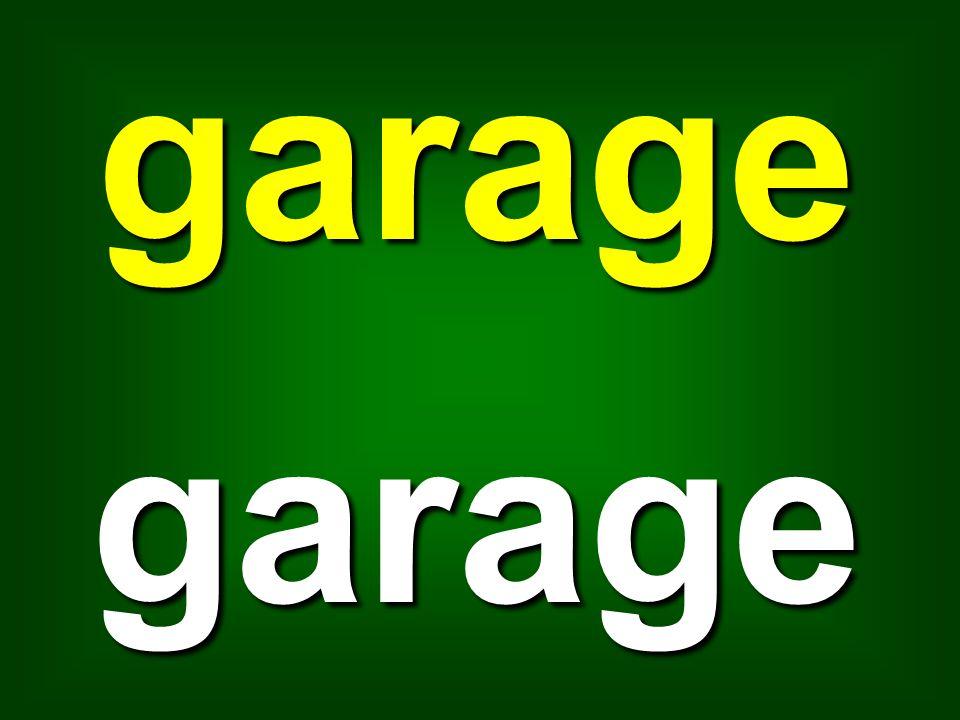 garage garage