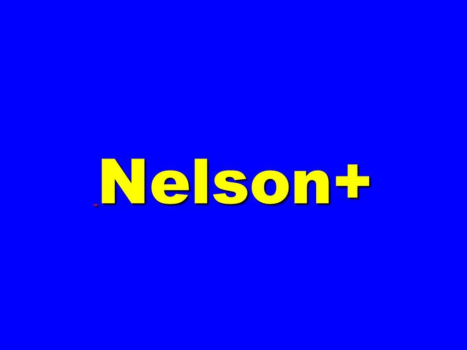 Nelson+ Nelson+