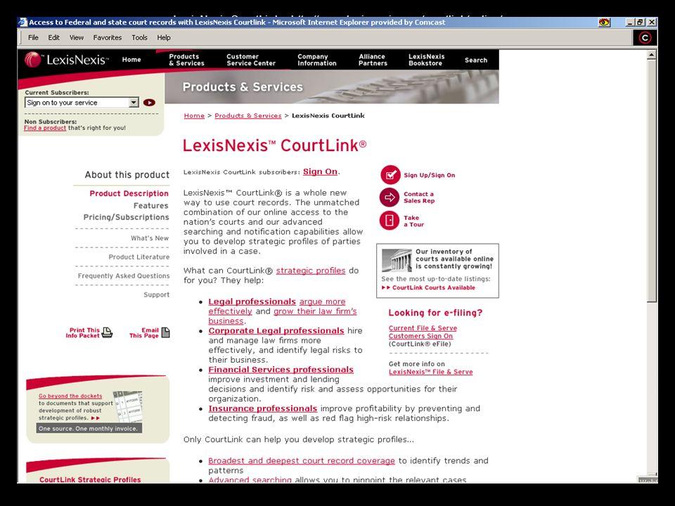 Court Docketing: CourtExpress.com, http://www.courtexpress.comhttp://www.courtexpress.com