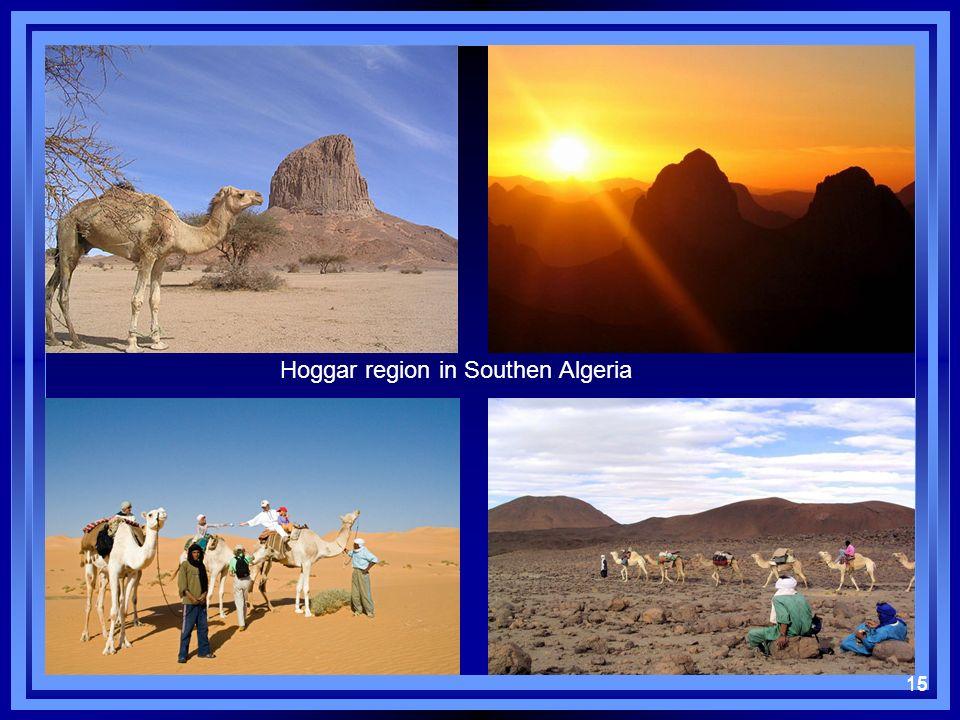 15 Hoggar region in Southen Algeria 15