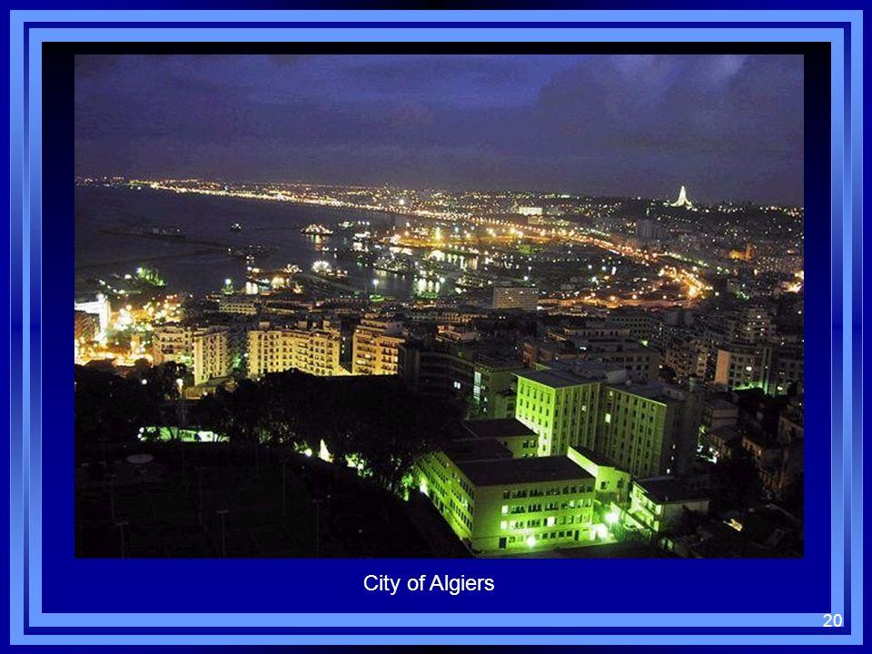 20 City of Algiers