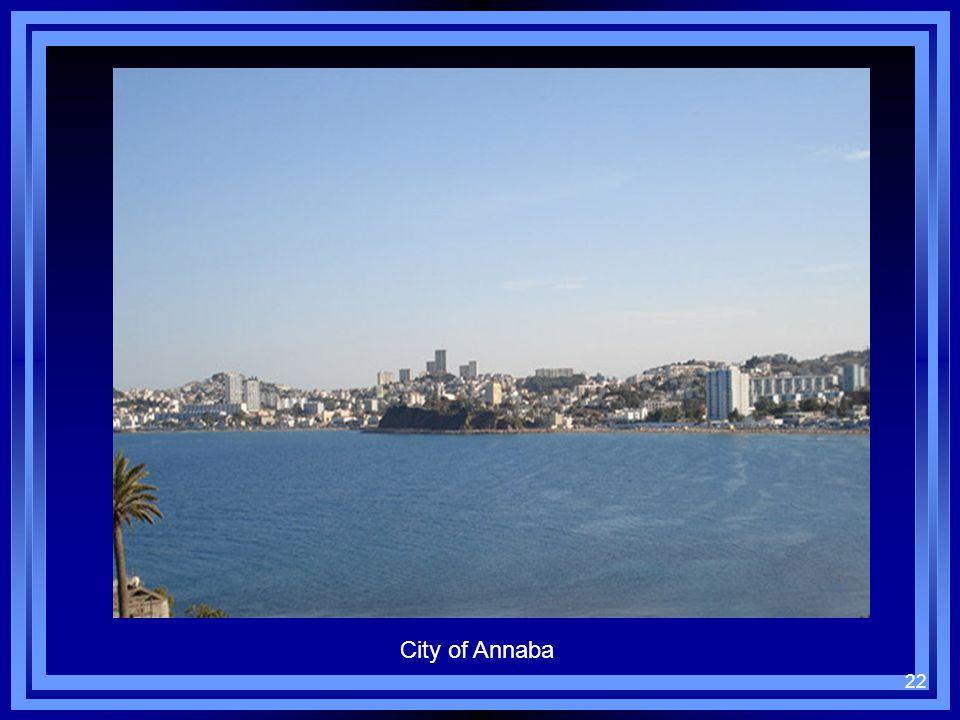 22 City of Annaba