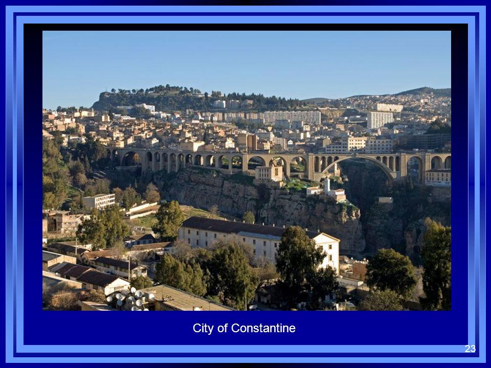 23 City of Constantine