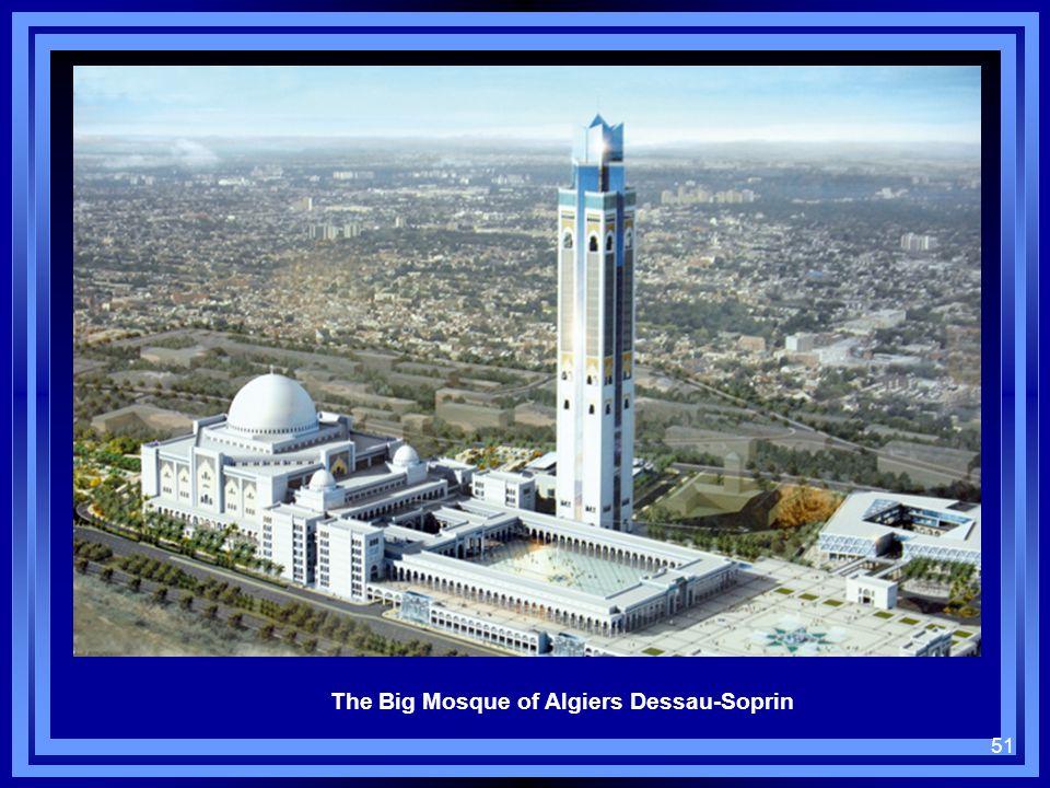 51 The Big Mosque of Algiers Dessau-Soprin