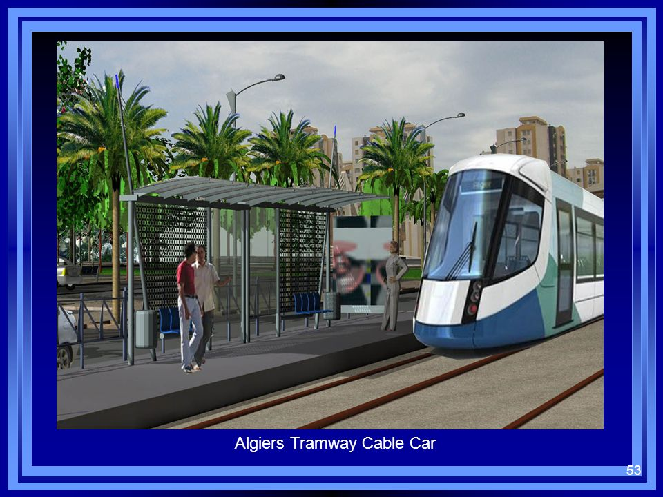 53 Algiers Tramway Cable Car