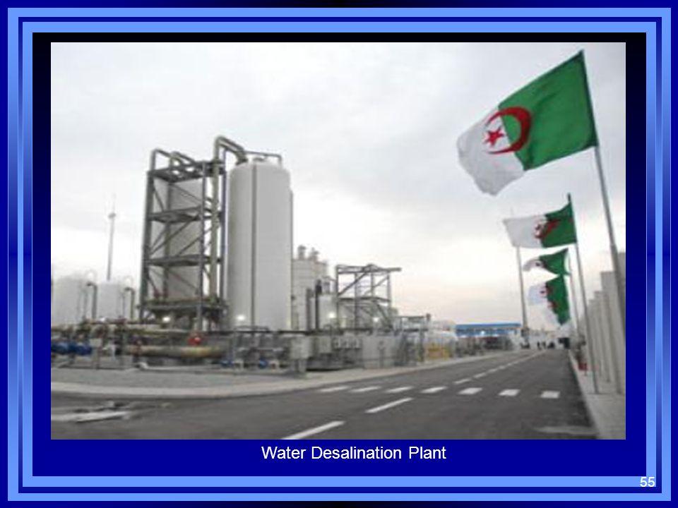 55 Water Desalination Plant