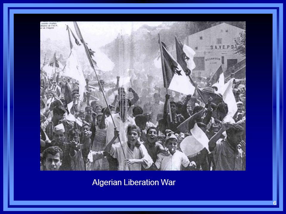 Algerian Liberation War 6
