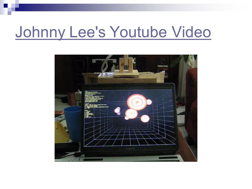 Johnny Lee s Youtube Video