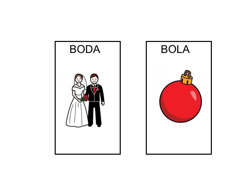 BODA BOLA