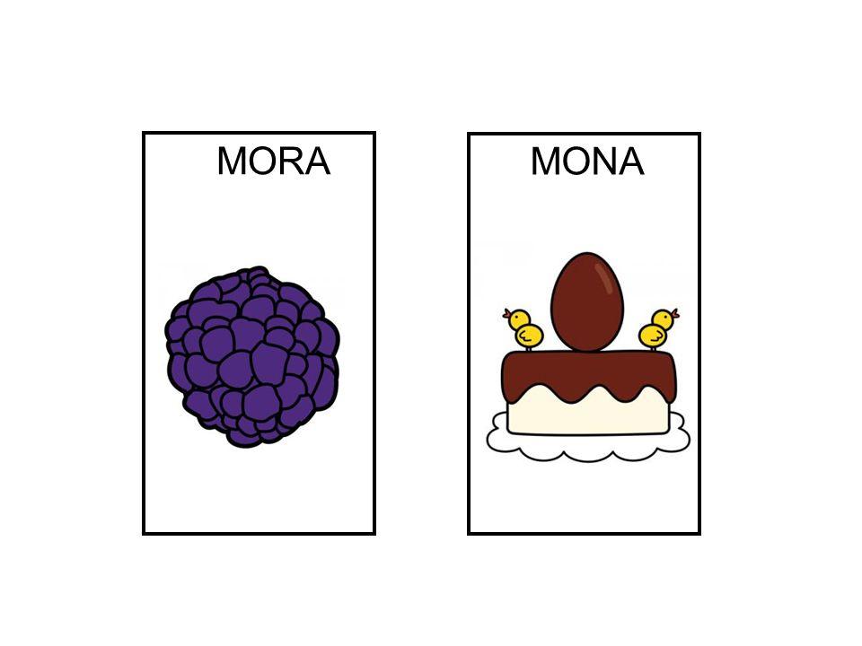MORA MONA
