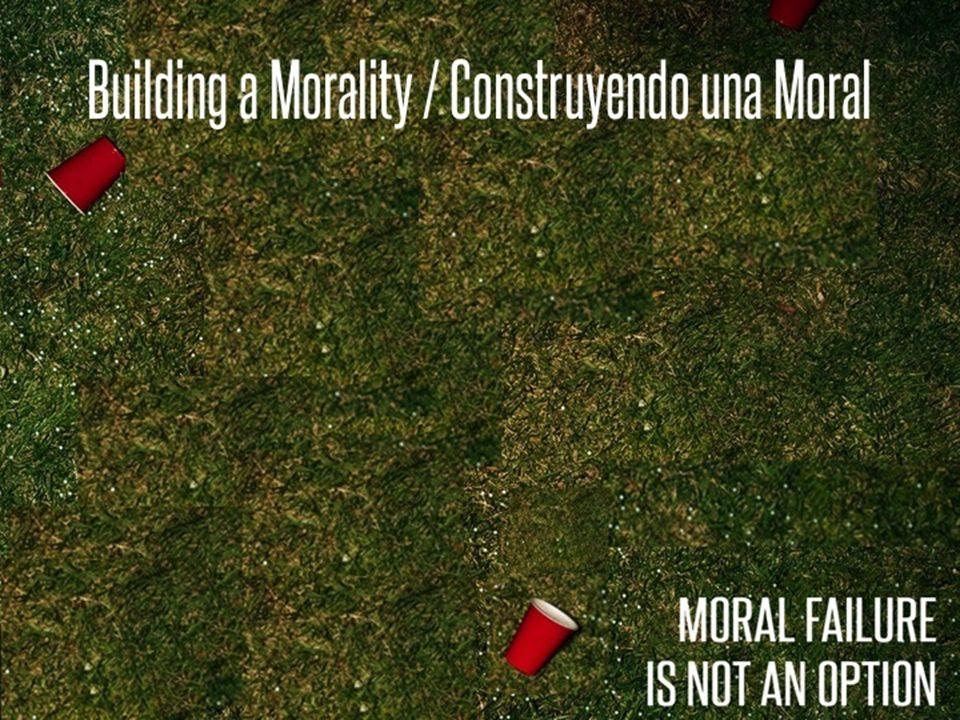 Building a Morality / Construyendo una Moral