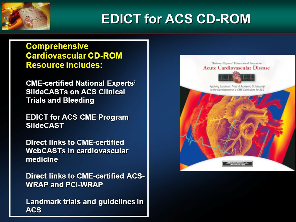 2.Understanding the mind sets and action drivers of EDICT for ACS team members, i.e., interventional cardiologists (ICs) versus emergency physicians (EPs): Are emergency physicians guideline-driven.