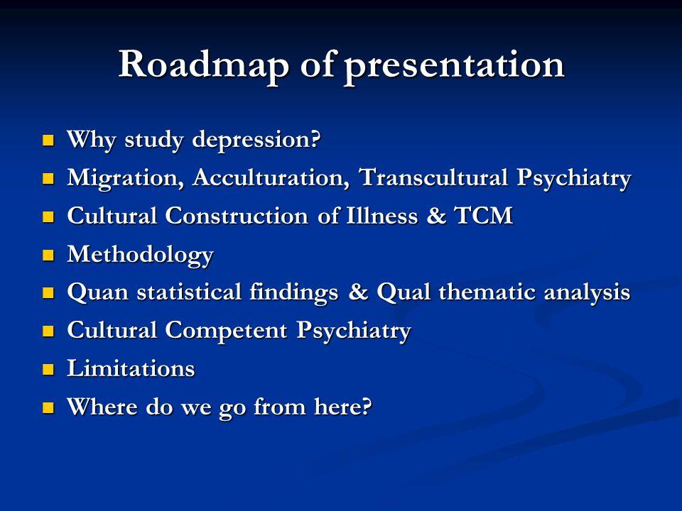 Why study depression.1.