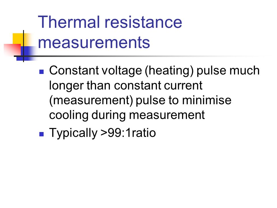 Conductivity Equations where t is thickness of given layer and is thermal conductivity of that layer