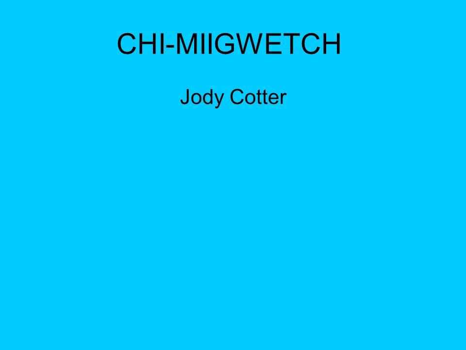 Jody Cotter